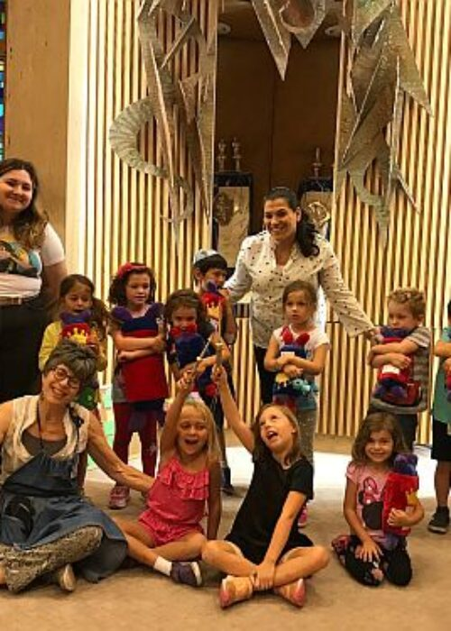 jewish religious school at temple beth david san gabriel valley cantor orly 4