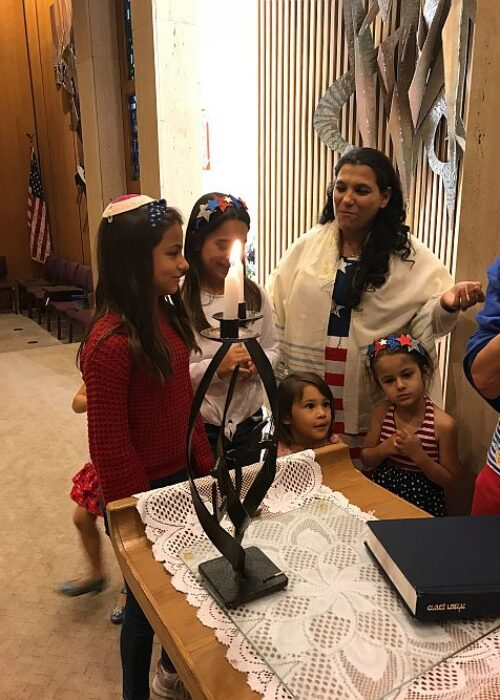 jewish religious school at temple beth david san gabriel valley cantor orly