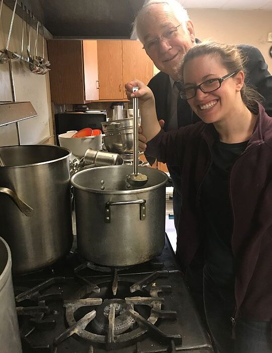 Jewish Cooking with Lindy Bornstein in Temple City Caliofnria at Temple Beth David of the San Gabriel Valley 17