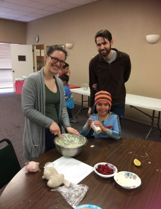 Jewish Cooking with Lindy Bornstein in Temple City Caliofnria at Temple Beth David of the San Gabriel Valley 18