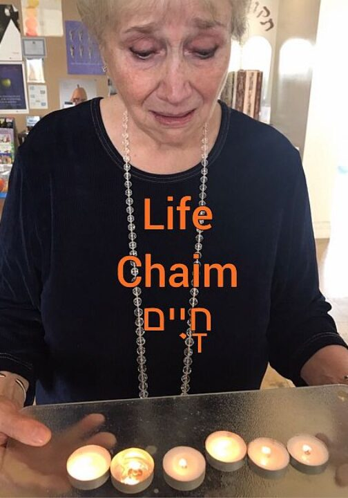 Outreach to Holocaust Survivors at Temple Beth David Symagogue in Temple City California 9