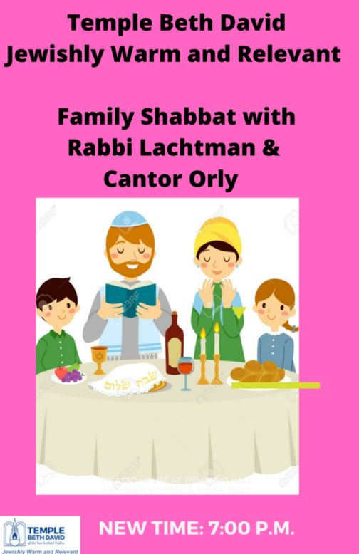 Click the flyer to join us for our Family Shabbat service at 7:00 on 3/5
